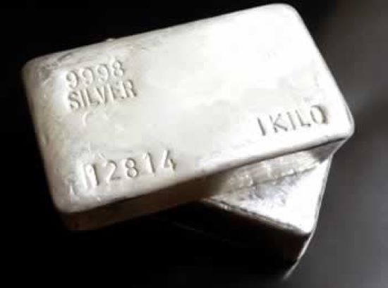 Sierra Metals Silver Bars